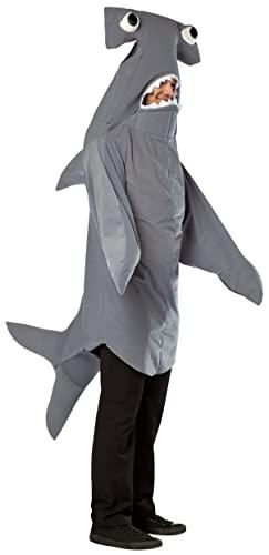 コスプレ衣装 コスチューム その他 6495 【送料無料】Rasta Imposta Hammerhead Shark, Grey, Standardコスプレ衣装 コスチューム その他 6495