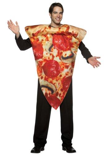 コスプレ衣装 コスチューム その他 【送料無料】Pizza Slice Costume - One Size - Chest Size 48-52コスプレ衣装 コスチューム その他
