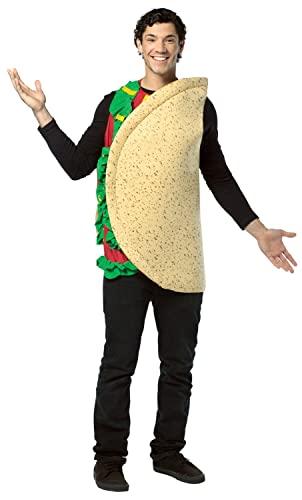 コスプレ衣装 コスチューム その他 311 Rasta Imposta Lightweight Taco Costume, Multi-Colored, One Sizeコスプレ衣装 コスチューム その他 311
