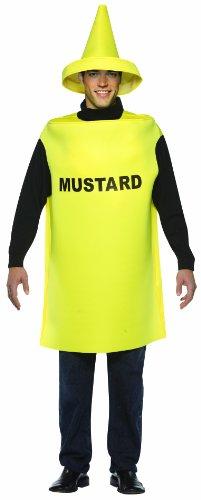 コスプレ衣装 コスチューム その他 306 Rasta Imposta Lightweight Mustard Costume, Yellow, One Sizeコスプレ衣装 コスチューム その他 306