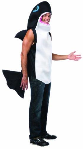 コスプレ衣装 コスチューム その他 329 【送料無料】Rasta Imposta Men's LW Killer Whale Adult, Multi, One Sizeコスプレ衣装 コスチューム その他 329