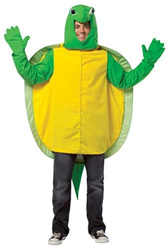 コスプレ衣装 コスチューム その他 6492 Rasta Imposta Turtle Costume, Green, One Sizeコスプレ衣装 コスチューム その他 6492