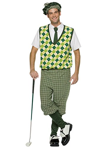 コスプレ衣装 コスチューム その他 7166 【送料無料】Rasta Imposta Mens Old Tyme Golfer, Green, Largerコスプレ衣装 コスチューム その他 7166