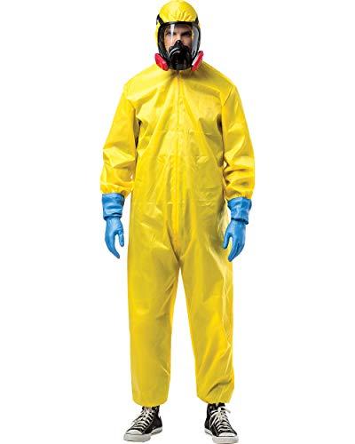 コスプレ衣装 コスチューム その他 4716 【送料無料】Rasta Imposta Breaking Bad Costume Hazmat Suit, Yellow, One Sizeコスプレ衣装 コスチューム その他 4716