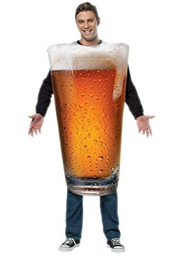 コスプレ衣装 コスチューム その他 6802 【送料無料】Rasta Imposta Beer Pint Costume, Gold, One Sizeコスプレ衣装 コスチューム その他 6802