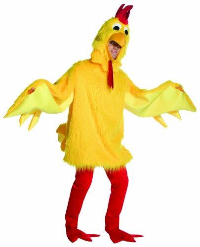 コスプレ衣装 コスチューム その他 6508 Rasta Imposta Fuzzy Chicken, Yellow, One Sizeコスプレ衣装 コスチューム その他 6508