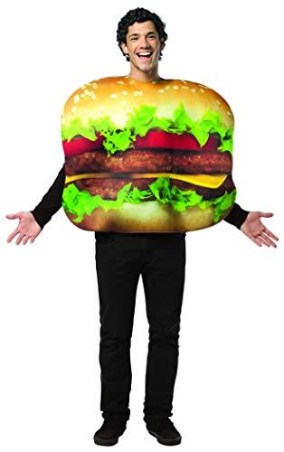 コスプレ衣装 コスチューム その他 7084 Rasta Imposta Cheeseburger Costume, Multi-Colored, One Sizeコスプレ衣装 コスチューム その他 7084