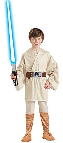 コスプレ衣装 コスチューム スターウォーズ メンズ・レディース・キッズ 883159_L Rubie's Star Wars Classic Luke Skywalker Child Costumeコスプレ衣装 コスチューム スターウォーズ メンズ・レディース・キッズ 883159_L