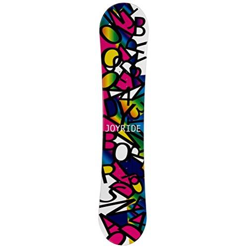 スノーボード ウィンタースポーツ ライド 2017年モデル2018年モデル多数 JoyRide Letters Black Girls Snowboard - 135cmスノーボード ウィンタースポーツ ライド 2017年モデル2018年モデル多数