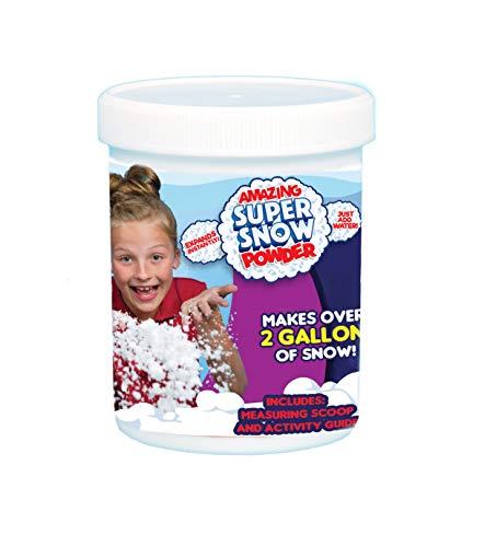 知育玩具 パズル ブロック ビーアメージングトイズ SNO650 Be Amazing Instant Snow Powder - Bulk Class Party Pack - Great For Slime - Makes 8-10 Gallons of Artificial Fake Snow (454 Grams-1LB)知育玩具 パズル ブロック ビーアメージングトイズ SNO650