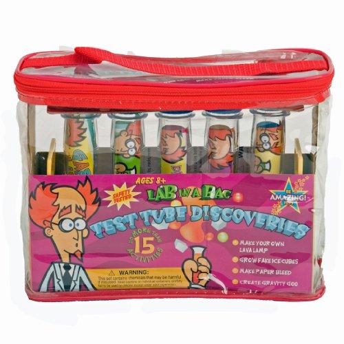 知育玩具 パズル ブロック ビーアメージングトイズ 4485 【送料無料】Be Amazing! Toys Test Tube Discoveries知育玩具 パズル ブロック ビーアメージングトイズ 4485