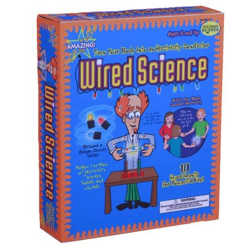 知育玩具 パズル ブロック ビーアメージングトイズ 3720 【送料無料】Be Amazing! Toys Wired Science Experiment Kits知育玩具 パズル ブロック ビーアメージングトイズ 3720