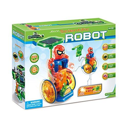 知育玩具 パズル ブロック ビーアメージングトイズ 36507 Amazing Toys Greenex D.I.Y. Scientific Robot Interactive Science Learning Kit知育玩具 パズル ブロック ビーアメージングトイズ 36507
