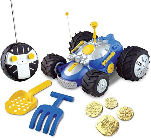 エレンコ ロボット 電子工作 知育玩具 パズル EDU-37173 Edu-Toys Ranger Remote Control Metal Detectorエレンコ ロボット 電子工作 知育玩具 パズル EDU-37173