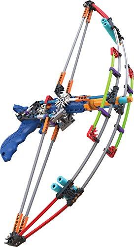ケネックス 知育玩具 パズル ブロック 47525 K'NEX K-FORCE Battle Bow Build and Blast Set ? 165 Pieces ? Ages 8+ Engineering Education Toyケネックス 知育玩具 パズル ブロック 47525