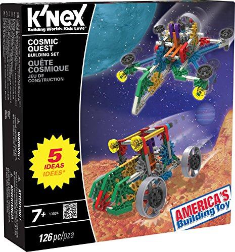 ケネックス 知育玩具 パズル ブロック 13034 K'NEX Cosmic Quest Building Setケネックス 知育玩具 パズル ブロック 13034