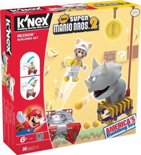 ケネックス 知育玩具 パズル ブロック 38421 K'NEX Nintendo Super Mario Building Set: Reznorケネックス 知育玩具 パズル ブロック 38421