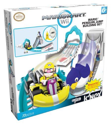 ケネックス 知育玩具 パズル ブロック 38351 Nintendo Warios Penguin Jump Building Setケネックス 知育玩具 パズル ブロック 38351