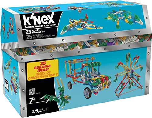 ケネックス 知育玩具 パズル ブロック 31871 Knex 2014 Treasure Chest 375 Piecesケネックス 知育玩具 パズル ブロック 31871