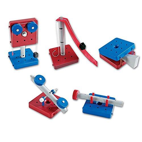 知育玩具 パズル ブロック ラーニングリソース LER2442 Learning Resources Simple Machines, Set of 5知育玩具 パズル ブロック ラーニングリソース LER2442