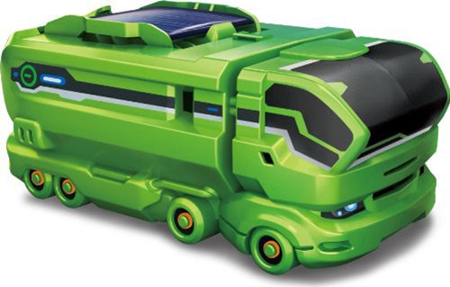 ロボット 知育玩具 パズル ブロック OWIMSK640 OWI OWI-MSK640 7 in 1 Rechargeable Solar Transformers; Enjoy 5 Different Cars: Solar Car, Concept Car, Bulldozer, Dump Truck and Concept Carロボット 知育玩具 パズル ブロック OWIMSK640