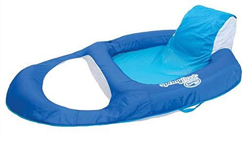 フロート プール 水遊び 浮き輪 13018-BPI Swimways Spring Float Recliner 13018 - Colors Varyフロート プール 水遊び 浮き輪 13018-BPI