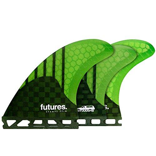 サーフィン フィン マリンスポーツ Futures Fins - Stamps 5-Fin Generation Seriesサーフィン フィン マリンスポーツ