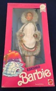 【送料関税無料】 バービー バービー人形 ドールオブザワールド Collection-Eskimo ドールズオブザワールド ワールドシリーズ Barbie-Special Dolls of ワールドシリーズ the World Collection-Eskimo Barbie-Special Edition-1990バービー バービー人形 ドールオブザワールド ドールズオブザワールド ワールドシリーズ, カコグン:abddf5bf --- konecti.dominiotemporario.com