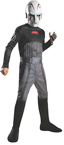 コスプレ衣装 コスチューム スターウォーズ メンズ・レディース・キッズ 884876_L Rubie's Star Wars Rebels Sith Inquisitor Costume, Child Largeコスプレ衣装 コスチューム スターウォーズ メンズ・レディース・キッズ 884876_L