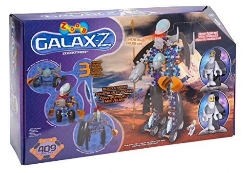 ズーブ 知育玩具 パズル ブロック 0Z16030TL 【送料無料】ZOOB Galax-Z Zoobotronズーブ 知育玩具 パズル ブロック 0Z16030TL