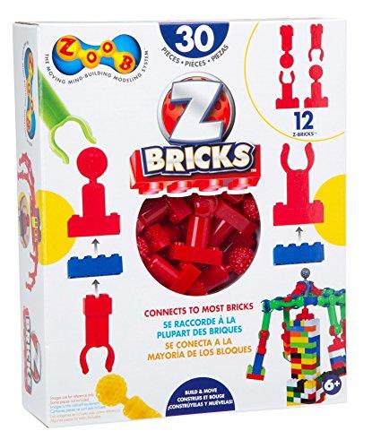 ズーブ 知育玩具 パズル ブロック 0Z15030 ZOOB BuidlerZ Z-Bricksズーブ 知育玩具 パズル ブロック 0Z15030