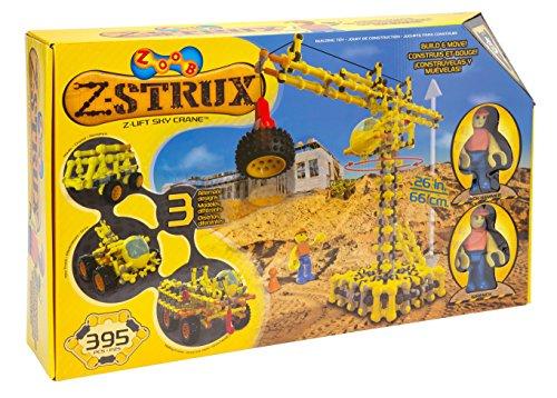 ズーブ 知育玩具 パズル ブロック 0Z15050TL ZOOB Z-Strux Lift Sky Craneズーブ 知育玩具 パズル ブロック 0Z15050TL