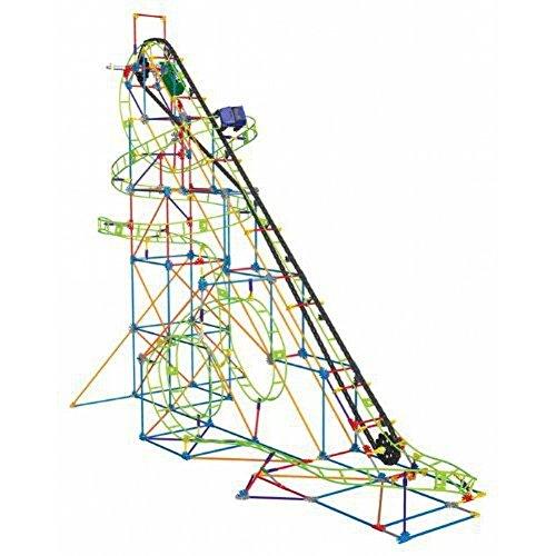 ケネックス 知育玩具 パズル ブロック 50063 K'NEX Super Cyclone Coaster Motorized Building Setケネックス 知育玩具 パズル ブロック 50063
