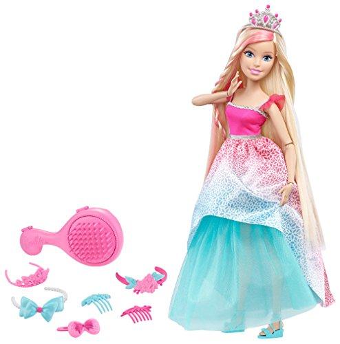 【未使用品】 バービー バービー人形 ファンタジー Doll 人魚 DKR09 マーメイド DKR09 Barbie Hair Dreamtopia Endless Hair Kingdom 17