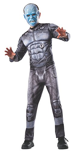 コスプレ衣装 コスチューム スパイダーマン 880664_L The Amazing Spider-man 2, Electro Deluxe Costume, Child Largeコスプレ衣装 コスチューム スパイダーマン 880664_L