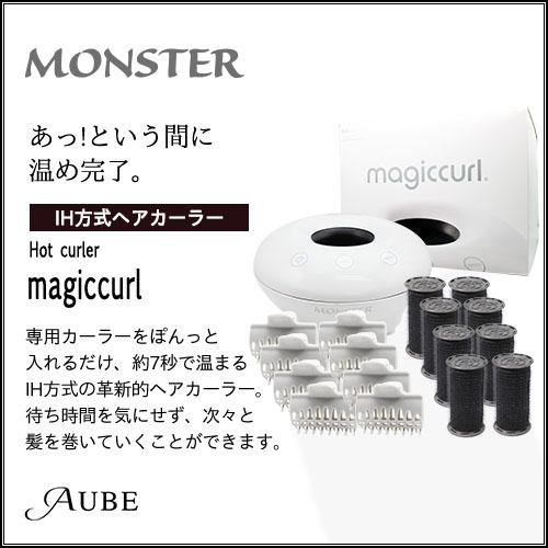 KOIZUMI コイズミ モンスター マジックカール IHカーラー