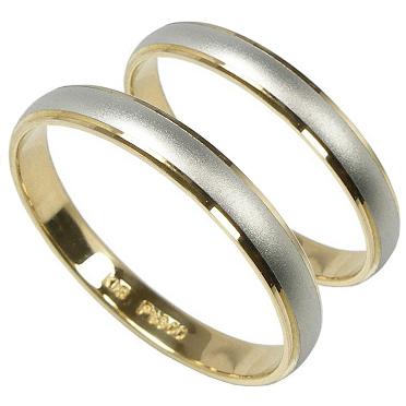 【5%OFFクーポン】5/24迄 結婚指輪 マリッジリング ペアリング 2本セット ペア価格 Pt900 K18 プラチナ プラチナ900 イエローゴールド ゴールド 甲丸リング リング 指輪 刻印 婚約指輪 レディース メンズ 艶消し 結婚式 結婚記念日 プレゼント