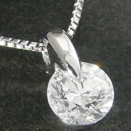 【5%OFFクーポン】3/31迄 ダイヤモンド ネックレス 一粒 プラチナ 鑑定書付 Dカラー エクセレント 0.3ct 0.3カラットup以上 プラチナ900/プラチナ850