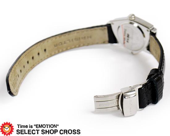 ハミルトン HAMILTON Ventura ベンチュラ レディース 腕時計 ブランド アナログ H24211732 ブラック 黒 【着後レビューを書いて1000円OFFクーポンGET】