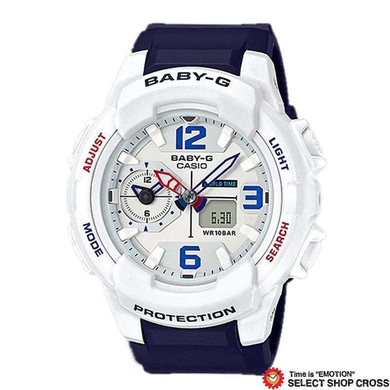 【名入れ対応】 【3年保証】 カシオ 腕時計 CASIO BGA-230SC-7B レディース Baby-G ベビージー クオーツ 海外モデル レディース 腕時計 ブランド BGA-230SC-7BDR カシオ 腕時計 【あす楽】