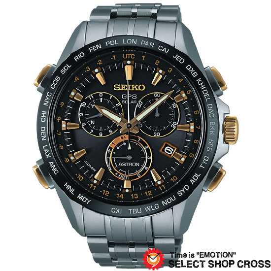 【無料ギフトバッグ付き】 【3年保証】 SEIKO セイコー ASTRON アストロン ソーラーGPS衛星電波修正 メンズ 腕時計 電波時計 SBXB007 正規品