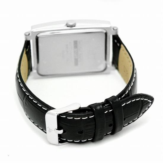 MICHEL JURDAIN SPORT ミッシェル ジョルダンスポーツ メンズ 腕時計 ダイヤモンド入 SG-3000-3 ホワイトブラック×ブラックレザーベルト
