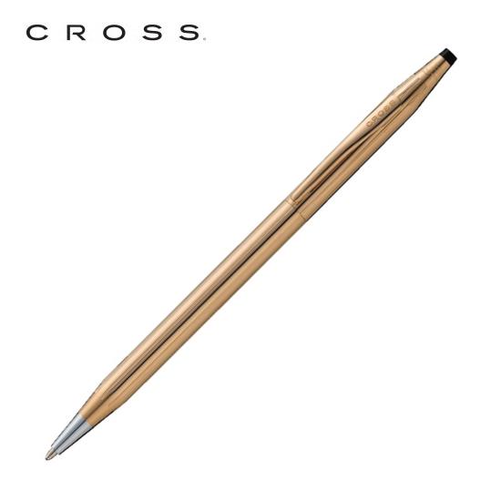 CROSS クロス 筆記用具 ボールペン クラシック センチュリー 14金張 1502 正規品 名入れ
