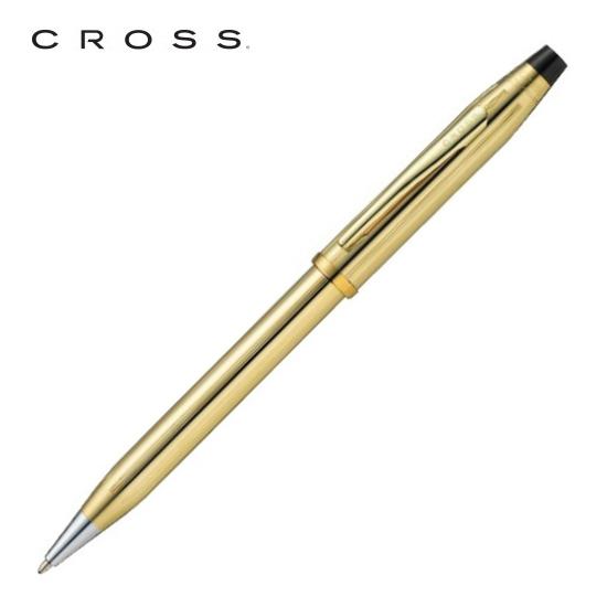 【正規販売店】 CROSS クロス 筆記用具 ボールペン センチュリー2 10金張 4502WG 正規品 名入れ 【あす楽】