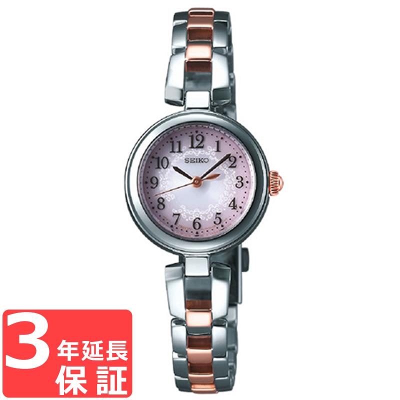 激安正規品 【3年保証】 SEIKO セイコー TISSE ティセ ソーラー レディース 腕時計 ブランド SWFA165 正規品, 芽室町 f03f39f5