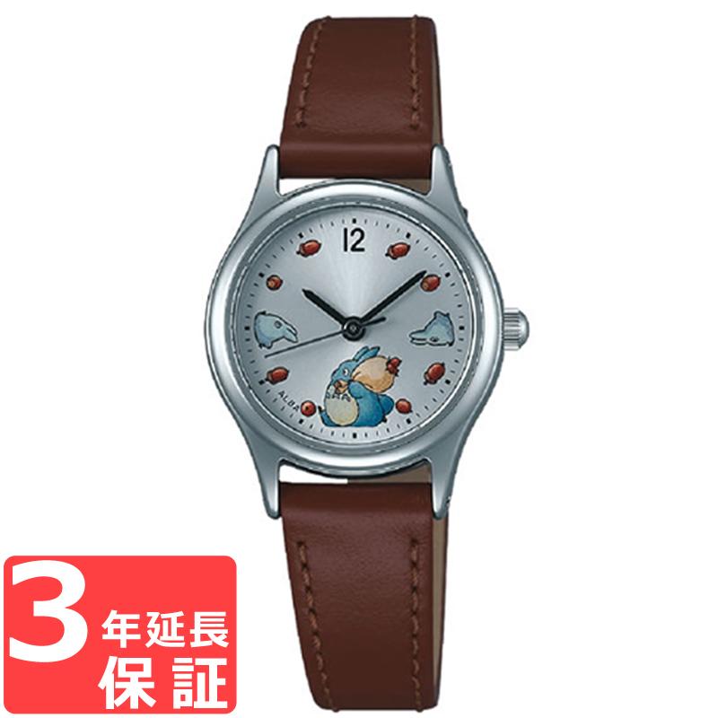 【3年保証】 SEIKO セイコー ALBA アルバ 魔女の宅急便 キャラクターウオッチ レディース 腕時計 ブランド ACCK406 正規品