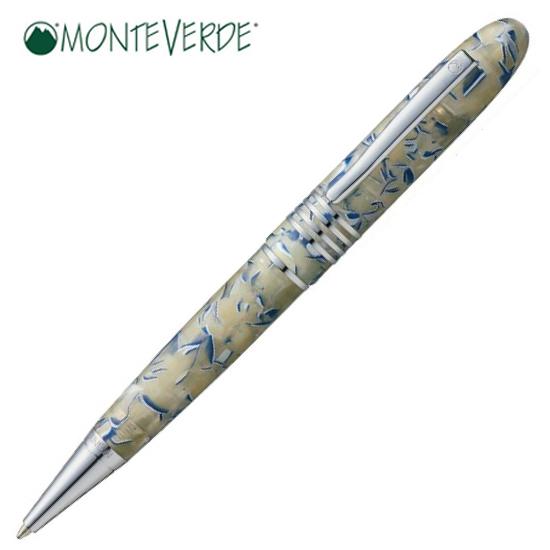 モンテベルデ MONTEVERDE 筆記用具 ボールペン マウンテン・オブ・ザ・ワールド・コレクション K2(ケーツー) 1919482 正規品 名入れ 【あす楽】