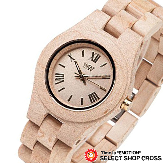 WEWOOD ウィーウッド 正規品 CRISS BEIGE クリス ベージュ NATURAL WOOD ナチュラルウッド ハンドメイド 木製腕時計 9818044