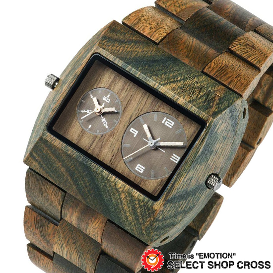 WEWOOD ウィーウッド 正規品 JUPITER RS ARMY ジュピター rs アーミー NATURAL WOOD ナチュラルウッド ハンドメイド 木製腕時計 9818072
