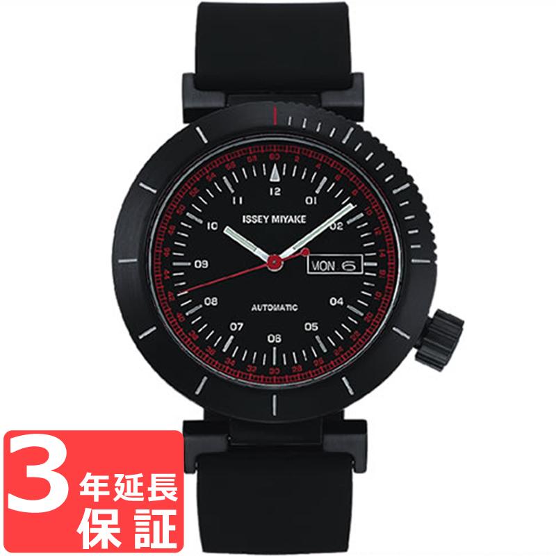 ISSEY MIYAKE イッセイ ミヤケ W ダブリュ 自動巻き(手巻きつき) メンズ 腕時計 NYAE003